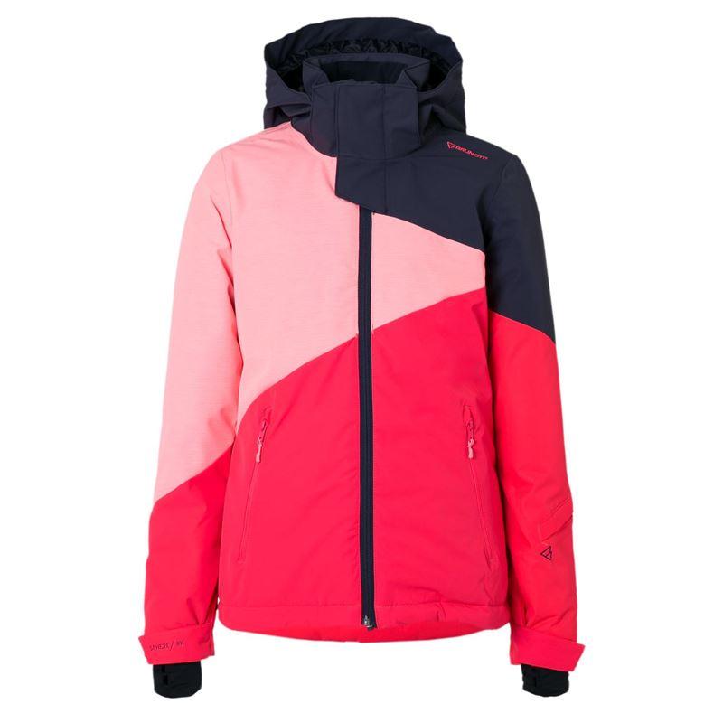 Brunotti Cylla JR Girls Snowjacket (Rosa) - MÄDCHEN JACKEN - Brunotti online shop