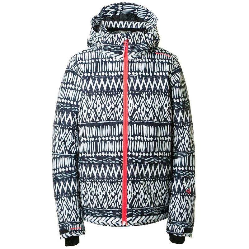 Brunotti Phoebe JR Girls Snowjacket (Grey) - GIRLS JACKETS - Brunotti online shop