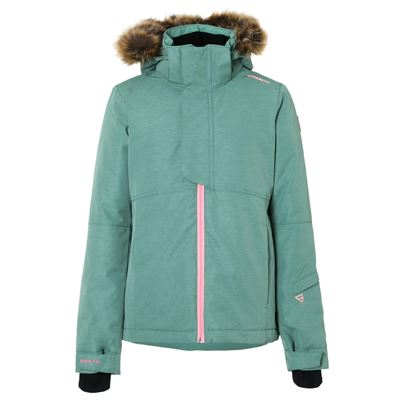 Brunotti Fairlead JR Girls Snowjacket. Available in 116,128,152,164,176 (1724123009-0756)