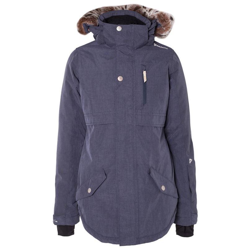 Brunotti Jupitera JR Girls Snowjacket (Blue) - GIRLS JACKETS - Brunotti online shop