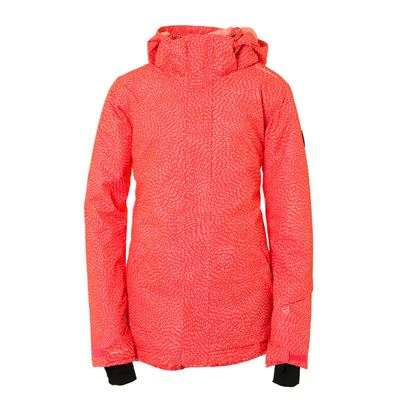 Brunotti Cappy JR Girls Snowjacket. Available in 152 (1724123025-0381)