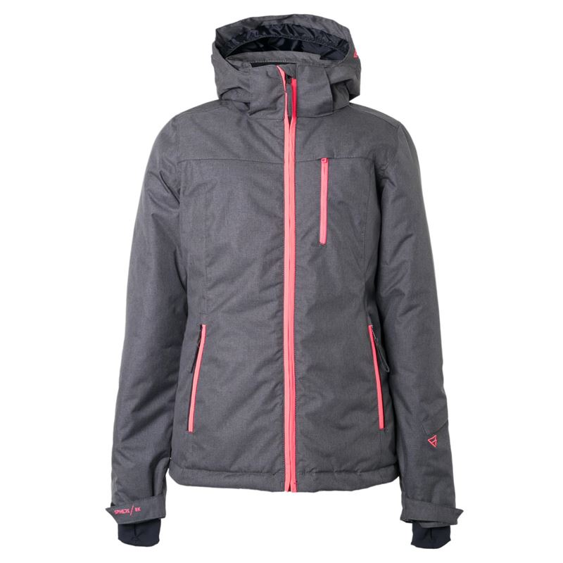 Brunotti Jalsas  (grey) - girls snow jackets - Brunotti online shop