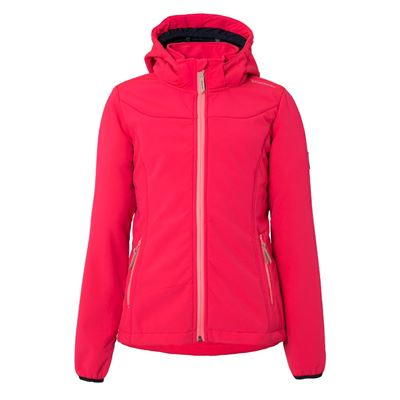 Brunotti Naosy JR Girls Softshell jacket. Available in 116,128,140,152,164,176 (1724124013-0381)