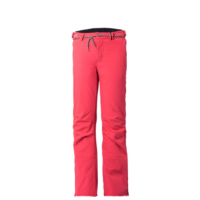 Brunotti Tavorsy JR Girls Softshell pant (Pink) - GIRLS SNOW PANTS - Brunotti online shop