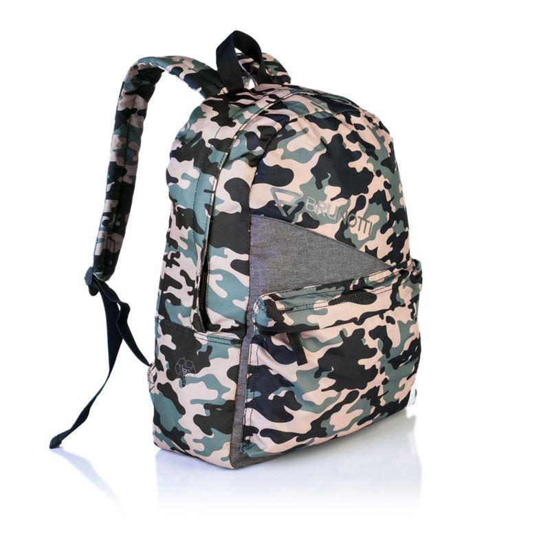 Brunotti Mister Stone Bag (Green) - MEN BAGS & PENCIL CASE - Brunotti online shop