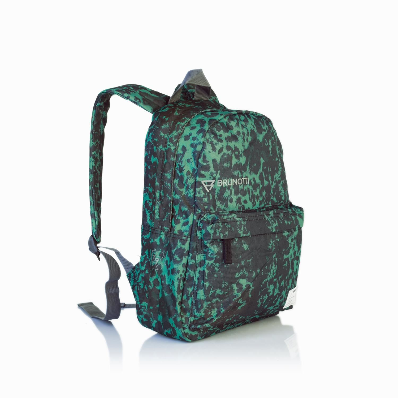 Brunotti Stone Unisex Bag (Green)
