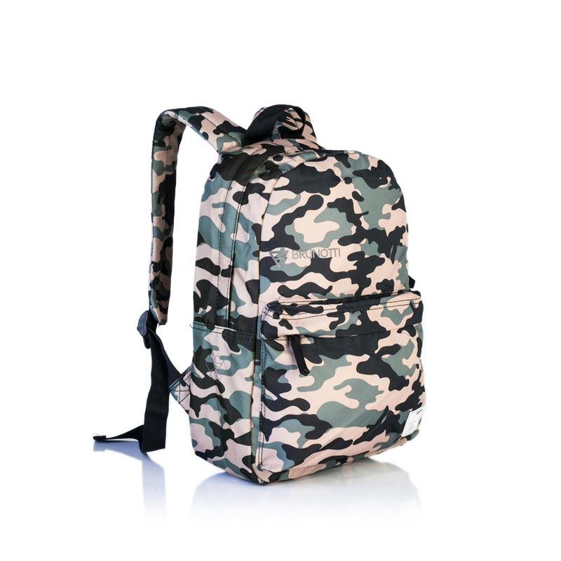 Brunotti Stone Unisex Bag (Grün) - HERREN TASCHEN & FEDERMAPPCHEN - Brunotti online shop