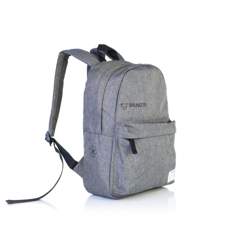 Brunotti Stone Unisex Bag (Grey) - MEN BAGS & PENCIL CASE - Brunotti online shop