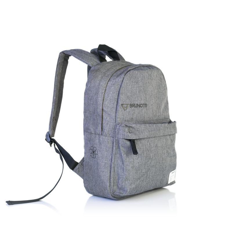 Brunotti Stone Unisex Bag (Grey) - MEN BAGS - Brunotti online shop
