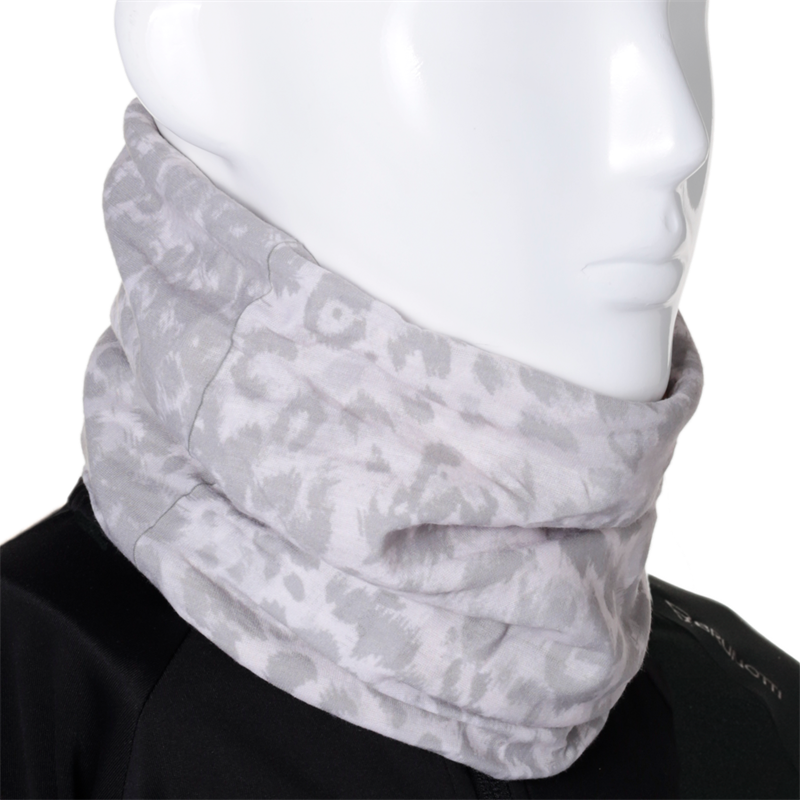 Brunotti Twostroke Unisex Scarf (White) - MEN SCARVES - Brunotti online shop