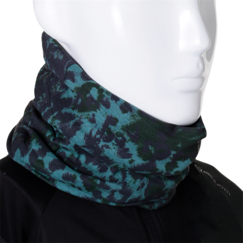 Brunotti Twostroke Unisex Scarf (Green) - MEN SCARVES - Brunotti online shop