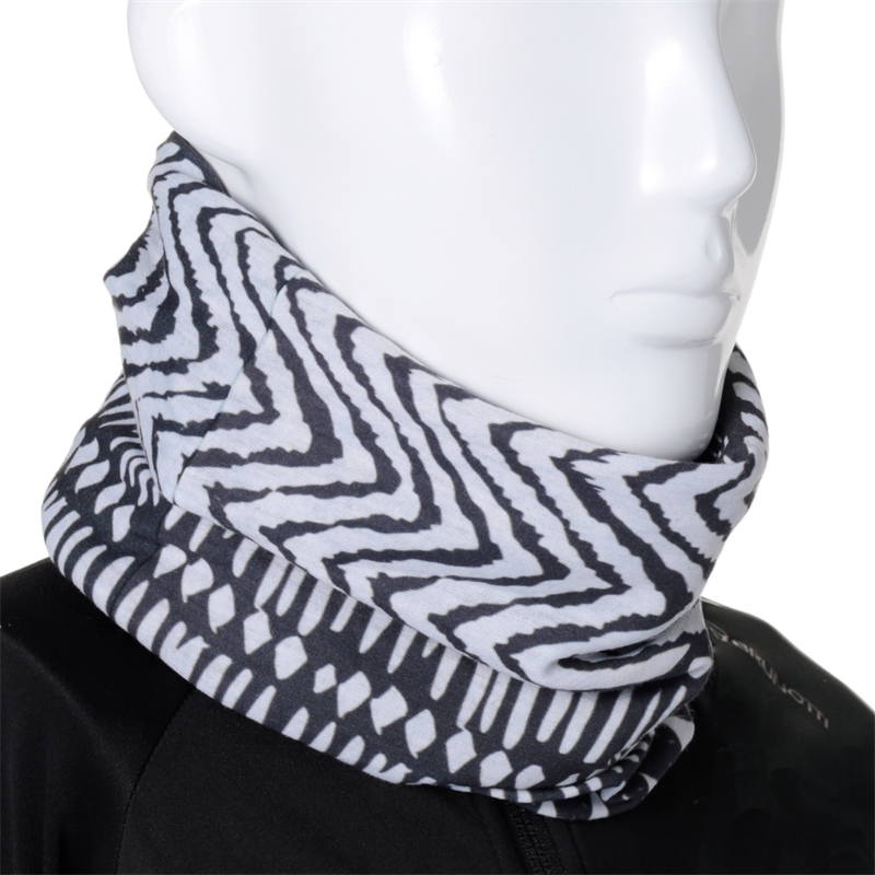 Brunotti Twostroke Unisex Scarf (Grey) - MEN SCARVES - Brunotti online shop