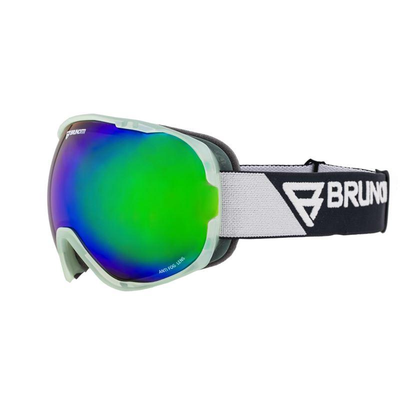 Brunotti Odyssey 2 Unisex Goggle (Green) - MEN SNOW GOGGLES - Brunotti online shop