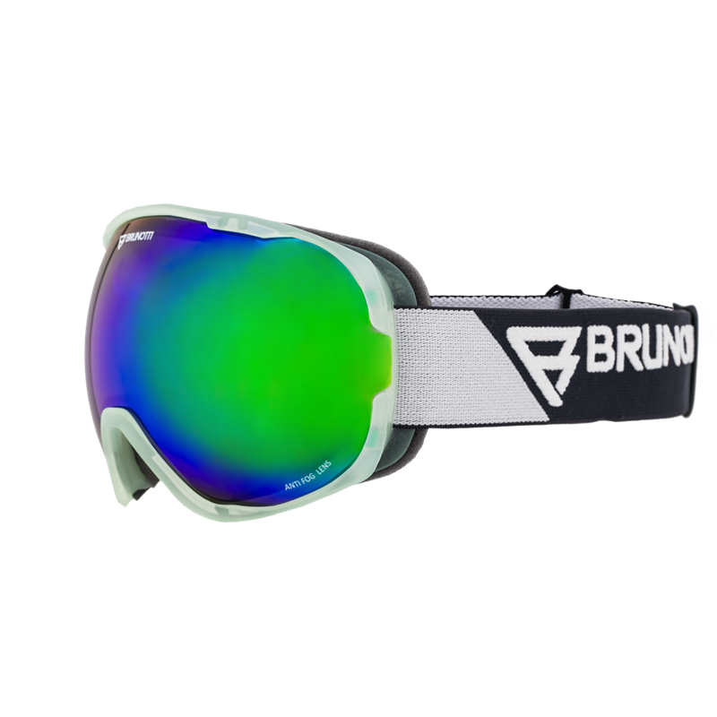Brunotti Odyssey 2 Unisex Goggle (Green) - MEN SNOW GOGGLES - Brunotti online shop
