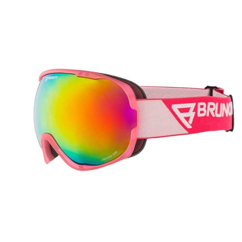 Brunotti Odyssey 3 Unisex Goggle (Pink) - MEN SNOW GOGGLES - Brunotti online shop