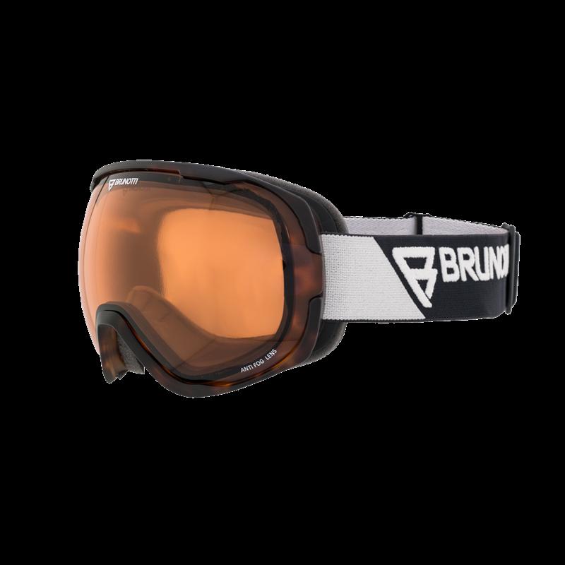Brunotti Odyssey 4 Unisex Goggle (Brown) - MEN SNOW GOGGLES - Brunotti online shop
