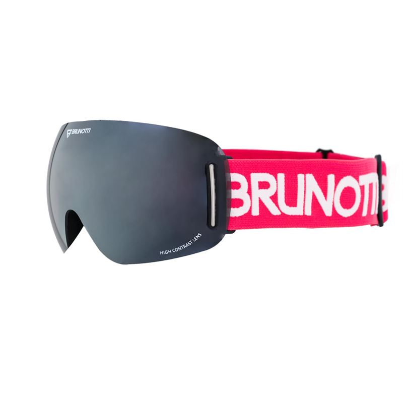 Brunotti Speed 2 Unisex Goggle (Pink) - MEN SNOW GOGGLES - Brunotti online shop