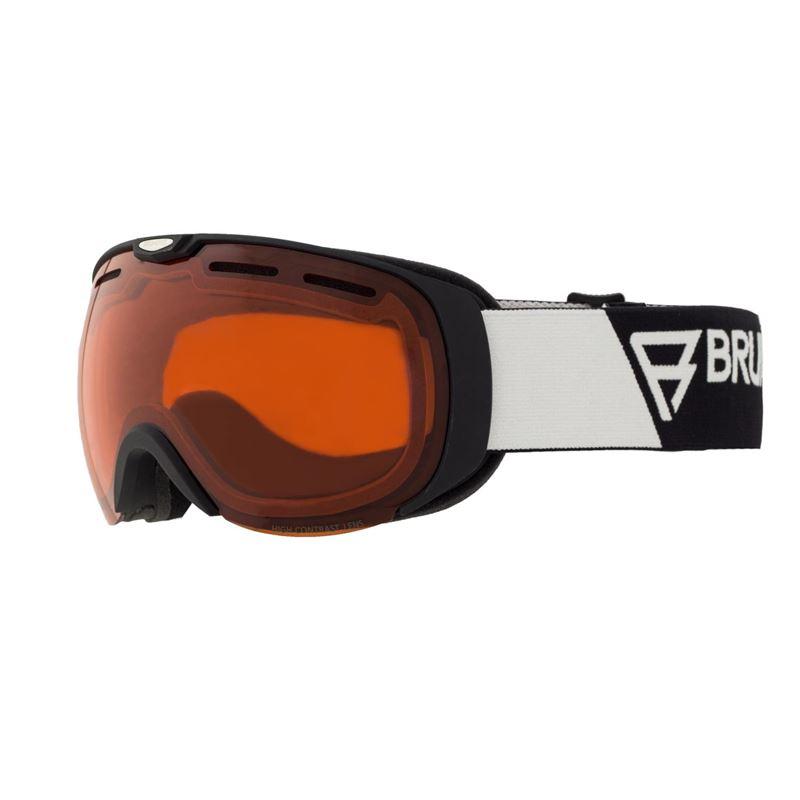 Brunotti Deluxe 5 Unisex Goggle (Black) - MEN SNOW GOGGLES - Brunotti online shop