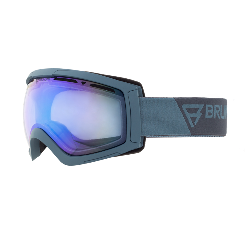 Brunotti Downhill 2 Unisex Goggle (Blue) - MEN SNOW GOGGLES - Brunotti online shop