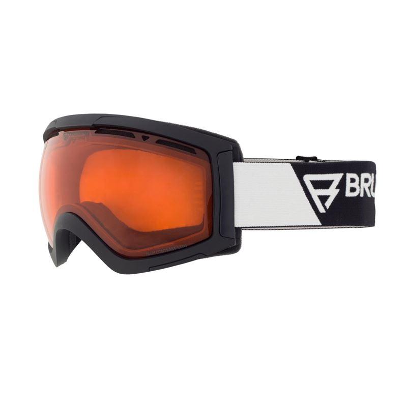 Brunotti Downhill 5 Unisex Goggle (Black) - MEN SNOW GOGGLES - Brunotti online shop