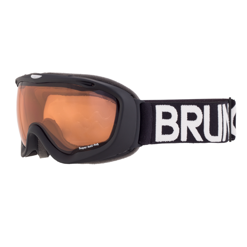 Brunotti Cold 1 Unisex Goggle (Black) - MEN SNOW GOGGLES - Brunotti online shop