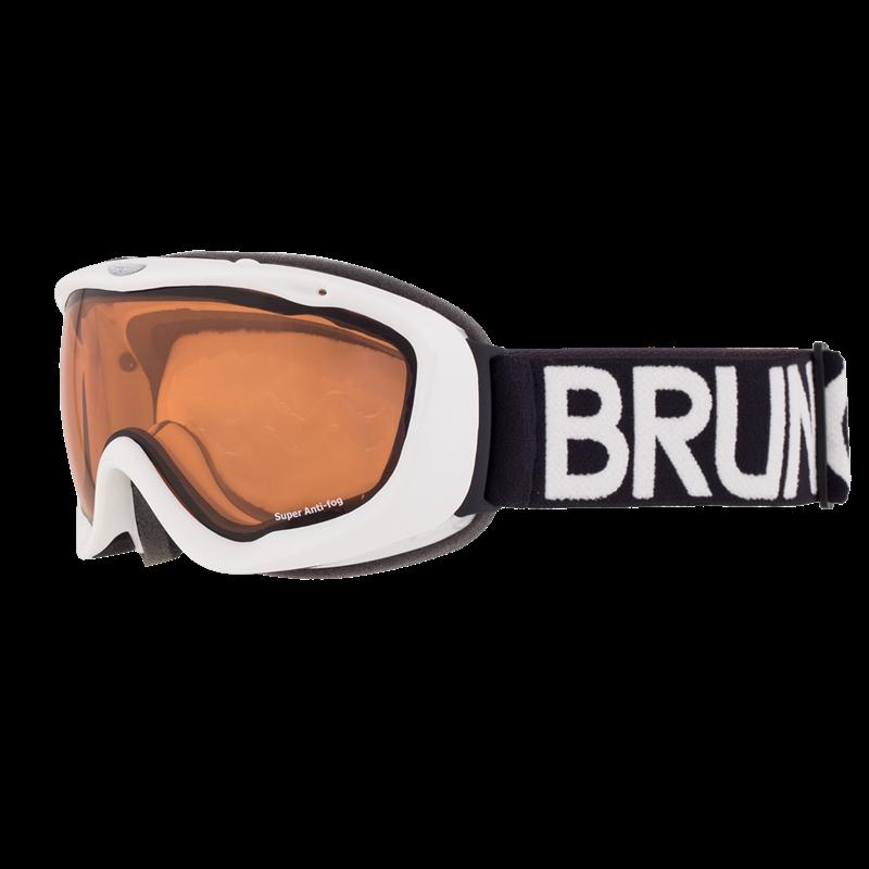 Brunotti Cold 2 Unisex Goggle (White) - MEN SNOW GOGGLES - Brunotti online shop