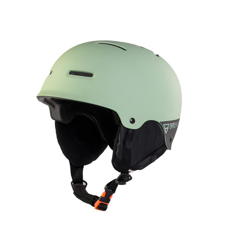 Brunotti Cool 1 Unisex Helmet (Green) - MEN SNOW HELMETS - Brunotti online shop