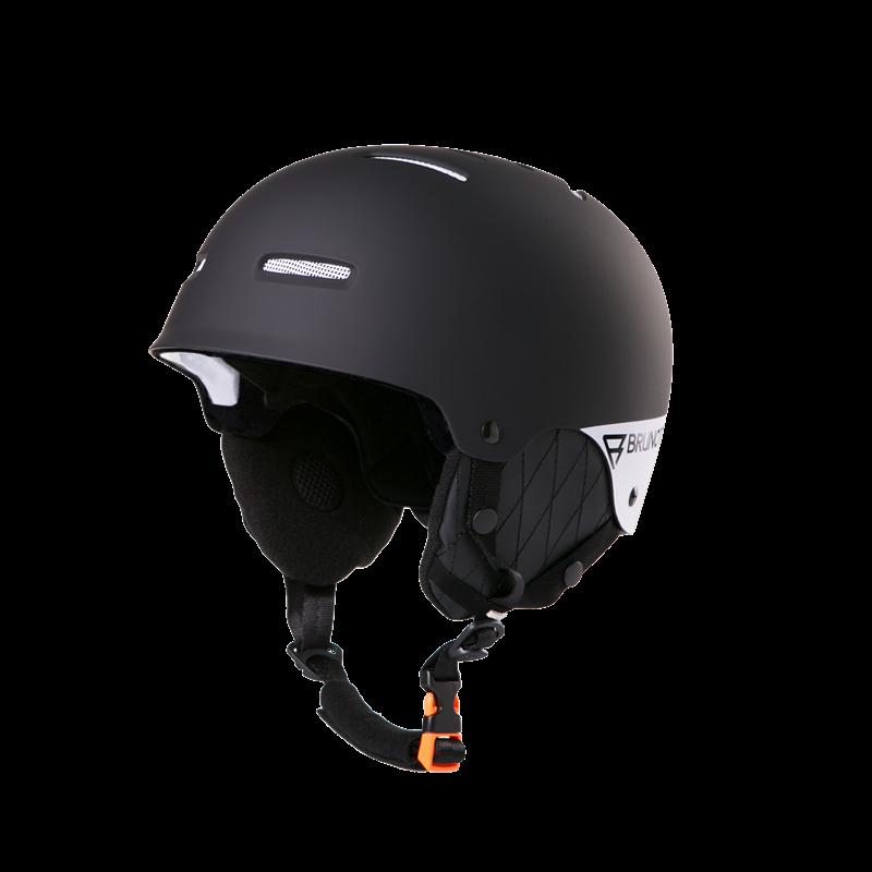Brunotti Cool 4 Unisex Helmet (Black) - MEN SNOW HELMETS - Brunotti online shop