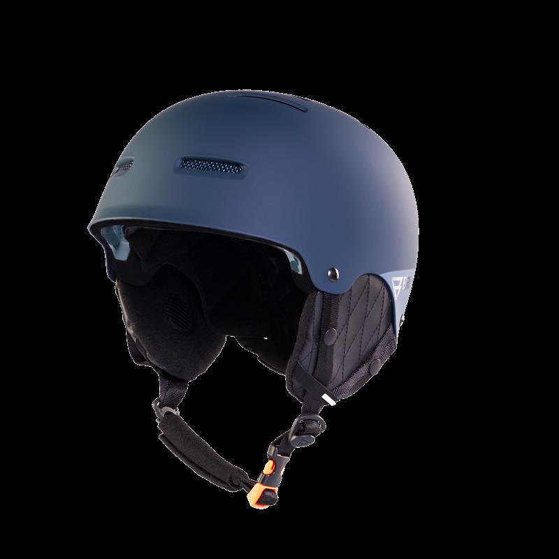 Brunotti Cool 5 Unisex Helmet (Blue) - MEN SNOW HELMETS - Brunotti online shop
