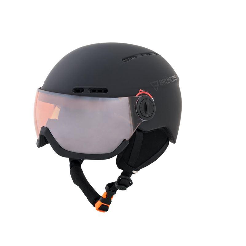 Brunotti Oberon  (black) - men snow helmets - Brunotti online shop