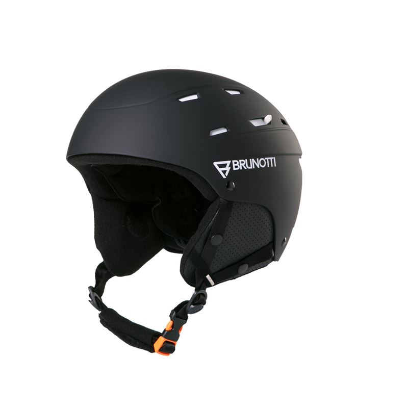 Brunotti Field 1 Unisex Helmet (Black) - MEN SNOW HELMETS - Brunotti online shop
