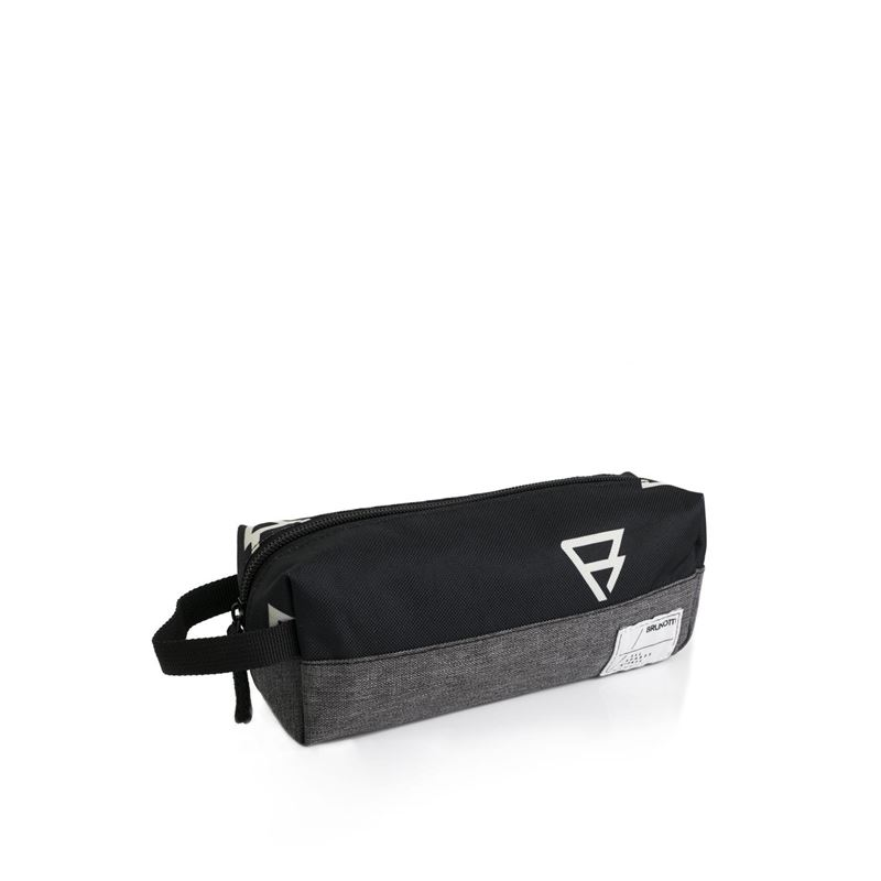 Brunotti Pencil Unisex Etui (Grey) - MEN BAGS & PENCIL CASE - Brunotti online shop