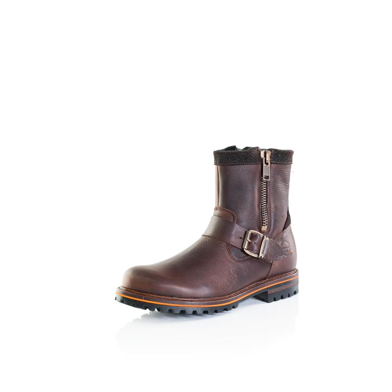 Brunotti Padua Men Shoe (Brown) - MEN SHOES - Brunotti online shop