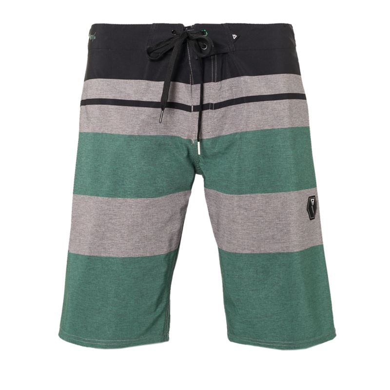 Brunotti Lee  (grijs) - heren boardshorts - Brunotti online shop
