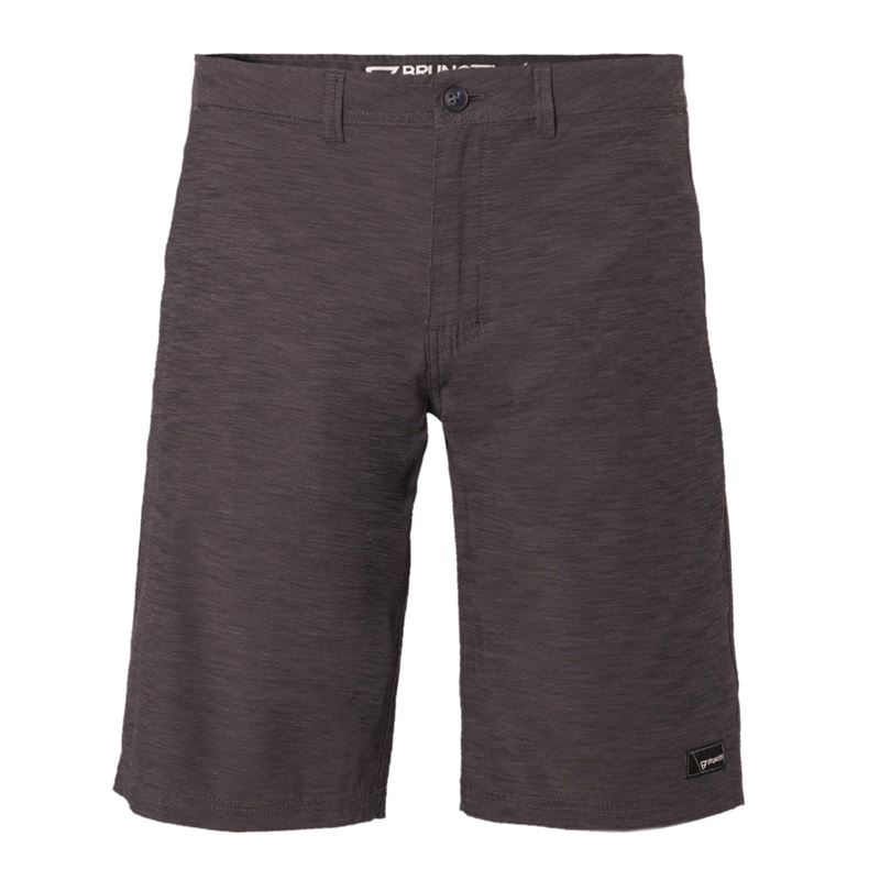 Brunotti Tyler  (black) - men boardshorts - Brunotti online shop