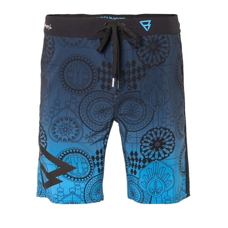 Brunotti Baxter  (blue) - men boardshorts - Brunotti online shop