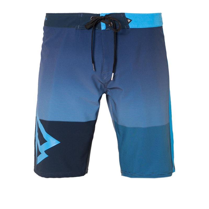 Brunotti Drew  (blauw) - heren boardshorts - Brunotti online shop