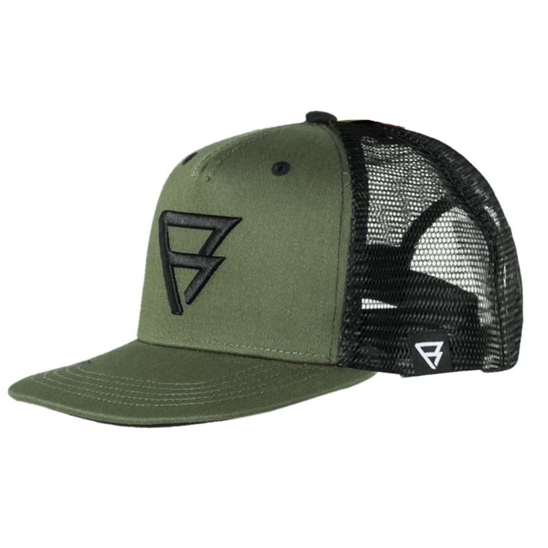 Brunotti Hostiler  (green) - men caps - Brunotti online shop