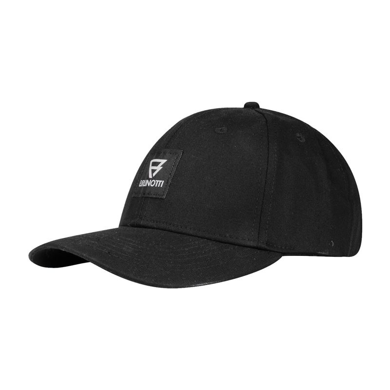 Brunotti Lincoln-N  (zwart) - heren caps - Brunotti online shop