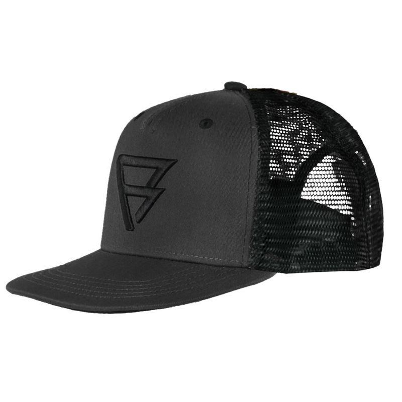 Brunotti Hostiler-N  (zwart) - heren caps - Brunotti online shop