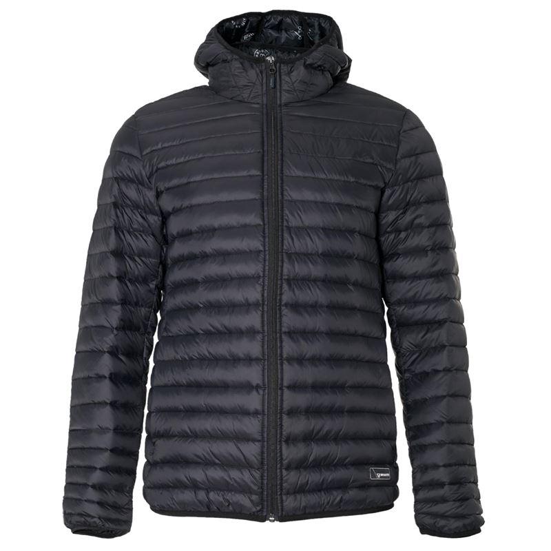 Brunotti Maccagno  (zwart) - heren jassen - Brunotti online shop