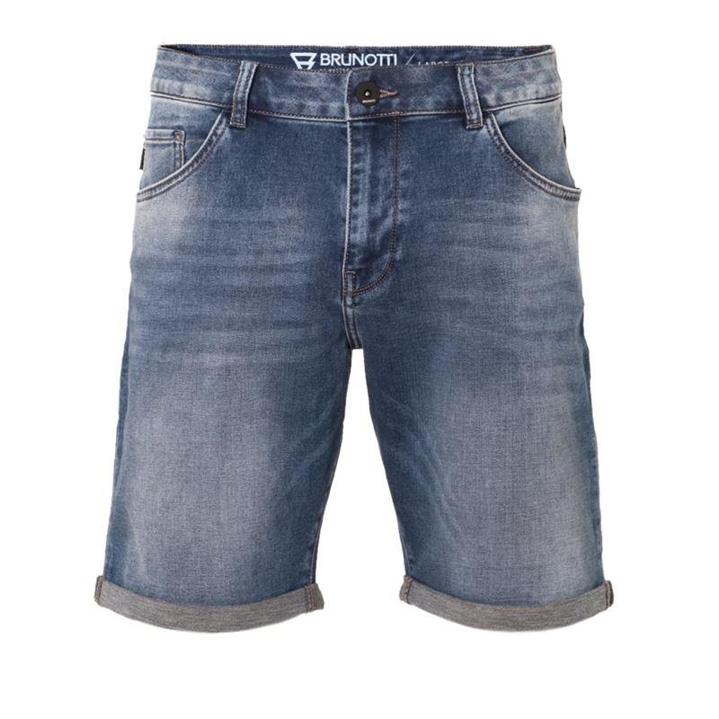 Brunotti Hangtime Men Jog jeans short (Blau) - HERREN SHORTS - Brunotti online shop