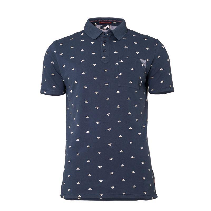 Brunotti Emory Men Polo (Blue) - MEN T-SHIRTS & POLOS - Brunotti online shop