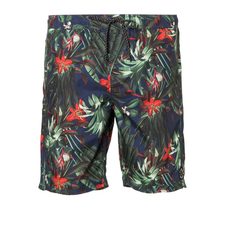 Brunotti Clover  (blue) - men swimshorts - Brunotti online shop