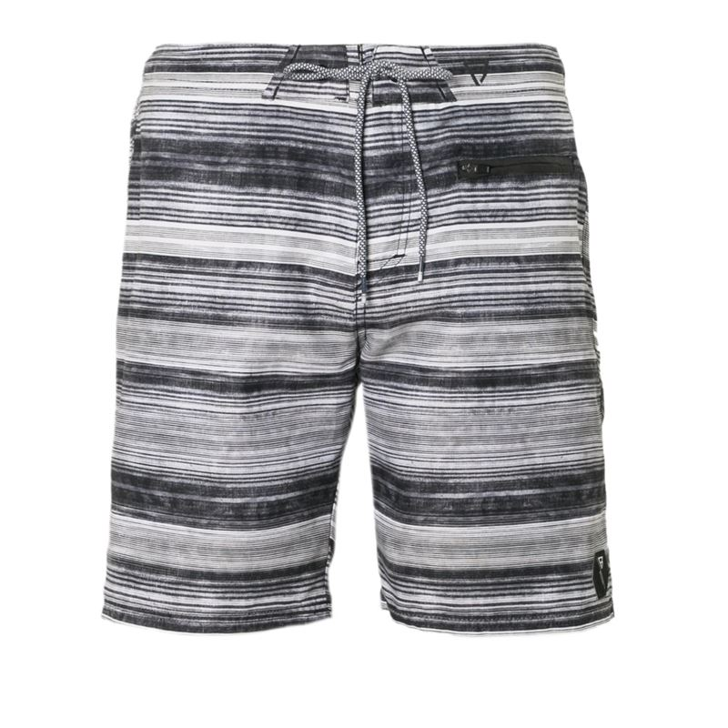 Brunotti Chayton Men Shorts (Zwart) - HEREN ZWEMSHORTS - Brunotti online shop