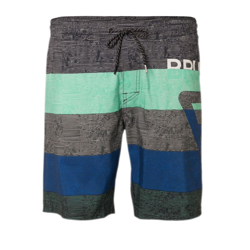 Brunotti Kelvin  (green) - men swimshorts - Brunotti online shop