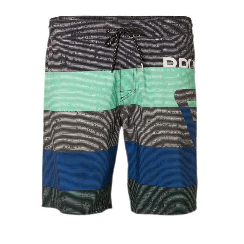 Brunotti Kelvin Men Shorts (Groen) - HEREN ZWEMSHORTS - Brunotti online shop