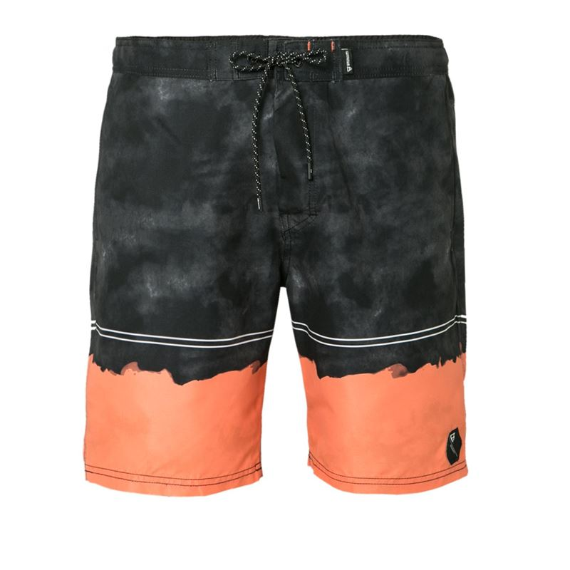 Brunotti Troy Men Shorts (Zwart) - HEREN ZWEMSHORTS - Brunotti online shop