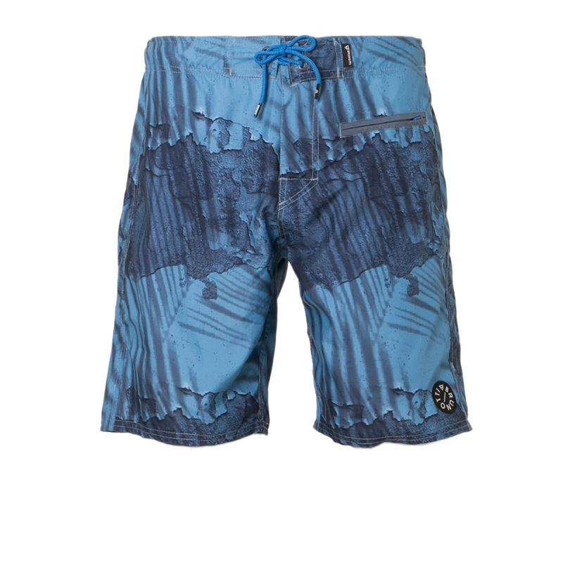 Brunotti Holystone Men Shorts (Blauw) - HEREN ZWEMSHORTS - Brunotti online shop