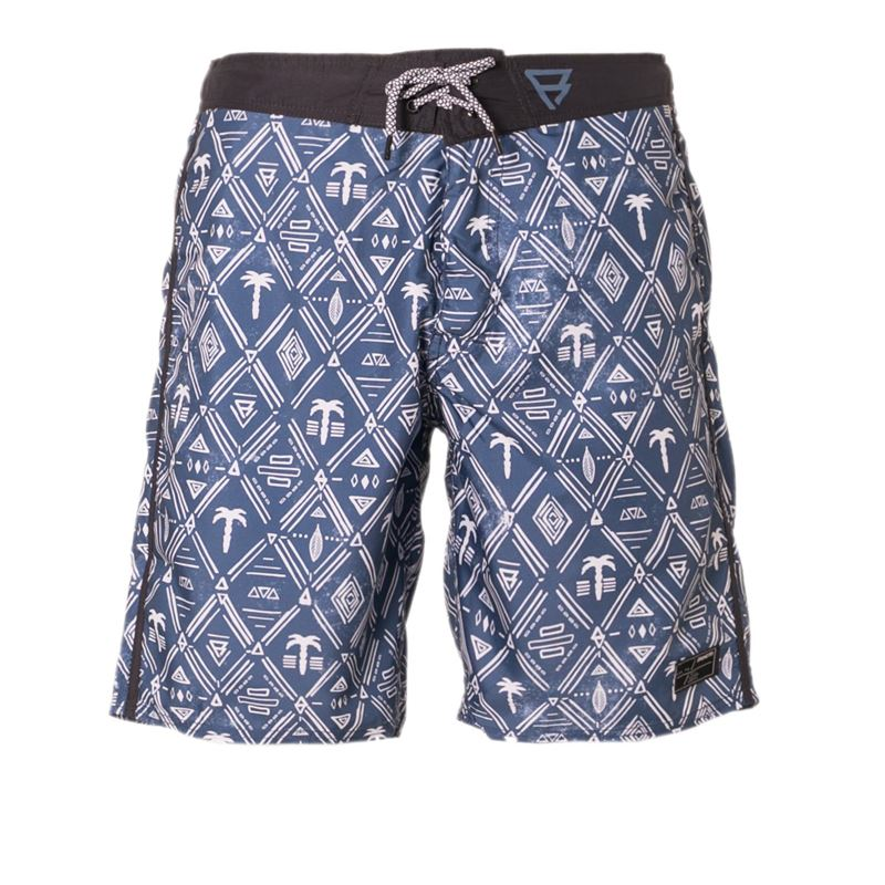 Brunotti Filbert  (blue) - men swimshorts - Brunotti online shop